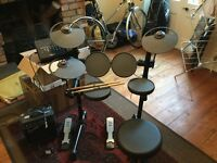 Yamaha Eletric drum kit in mint condition