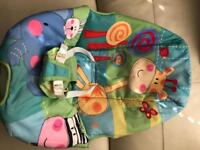 Fisher price rainforest bouncing chair cover
