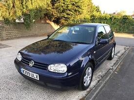 GOLF 2.0 GTDI SUPPER CHIPED MOT VERY QUICK 190.000 MILES FIRST TO DRIVE WILL BUY RE CON ENGINE
