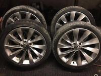 Scirrocco wheels