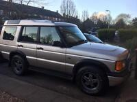 Land Rover td5 diesel automatic