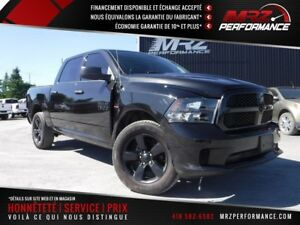 2017 Dodge Ram 1500 Express - ST - 5.7L - 4X4 - BLACK IN BLACK -