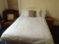 Large room in house share available