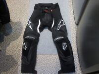 2018 range Brand new alpinestars sp X pants