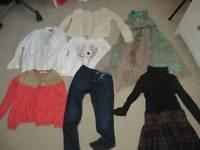 Girls branded clotgest age 5-6