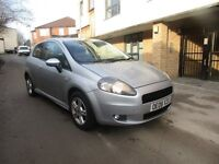 2008 FIAT GRANDE PUNTO, ONLY 46,000 MILES FROM NEW, FULL HISTORY