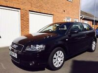 2005 Audi A3 1.6 Petrol 3dr 100k Special Edition Mot Feb 18 not golf 1 series 1.9 tdi