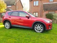 Mazda CX5 Sport 2014 36k, £30 Road tax