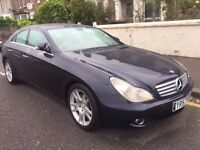 Mercedes CLS 320 CDI Automatic 7G TRONIC GEAR fully loaded
