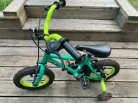 Marvin Monkey 1st Bike with Removable Stabilisers