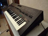Siel Cruise Synth keyboard - VERY RARE - BOXED - GREAT CONDITION!