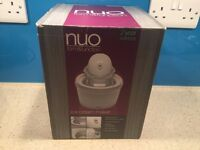 Nuo form&function Ice Cream Maker *Used Once* in box with instructions