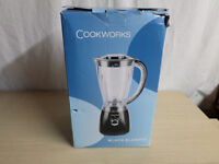 Cookworks Black Blender (GL0002)