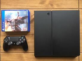 Boxed PS4 500GB Immaculate Condition