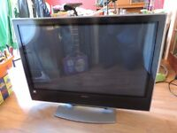 "HITACHI 42PD6600 42"" PLASMA HD READY TELEVISION, LOVELY WORKING CONDITION"