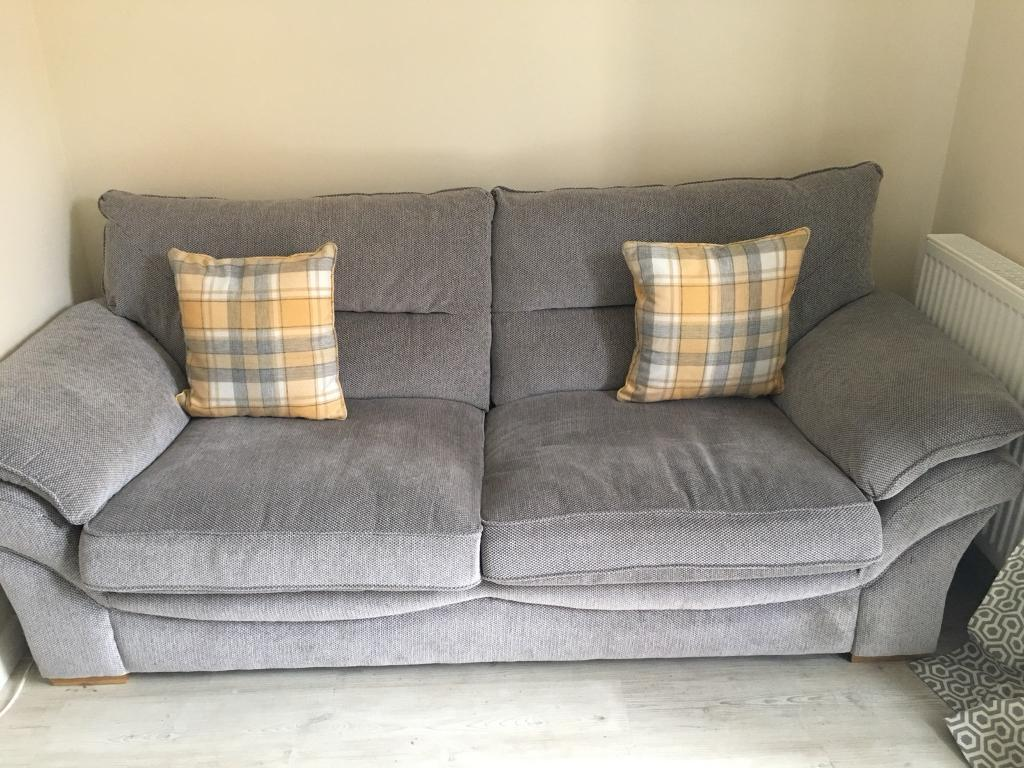 2 Seater Sofa from Oak Furniture