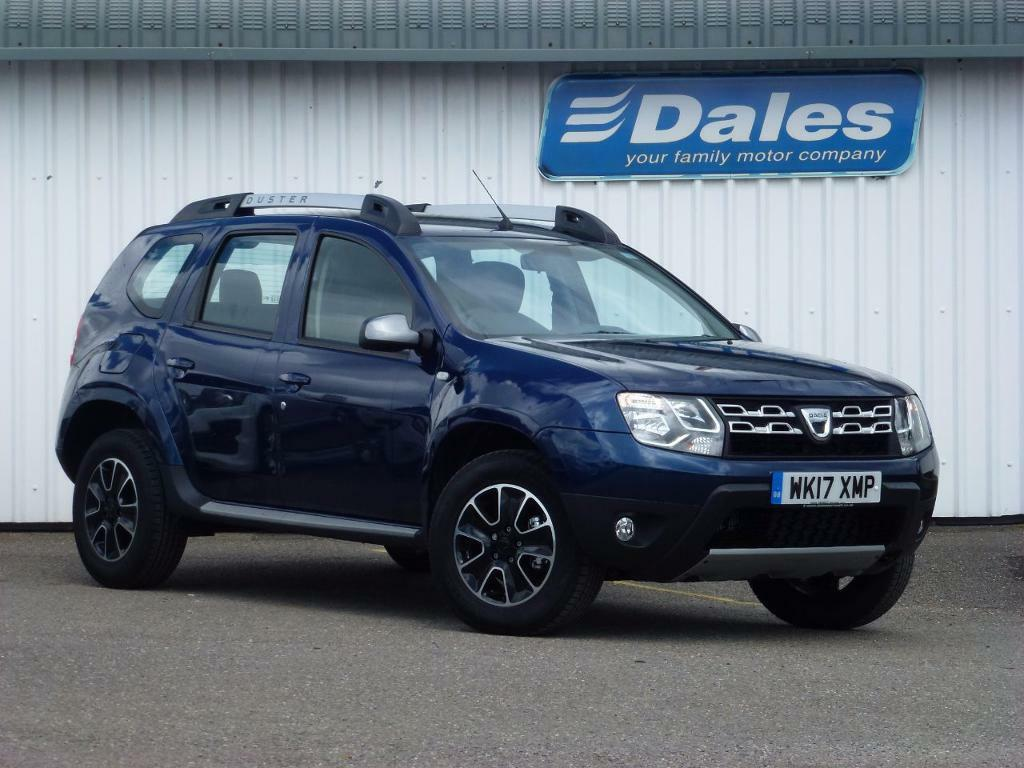dacia duster 1 5 dci 110 prestige 5dr auto 4x2 cosmos. Black Bedroom Furniture Sets. Home Design Ideas
