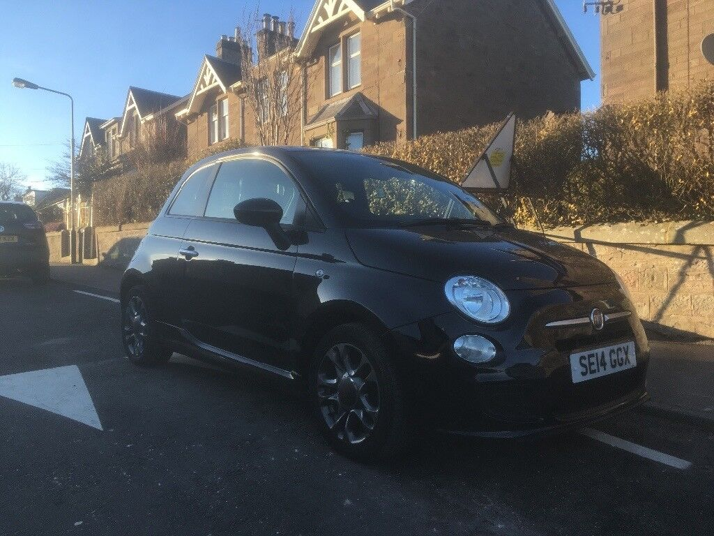 in and perth gumtree kinross pop fiat p star