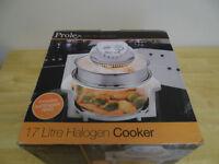 New Halogen cooker, 17 litre
