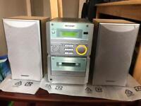 Sharp Micro HIFI System