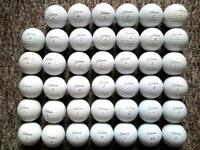 41 titleist Prov1s in very good condition