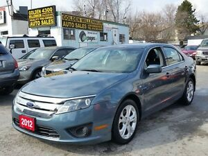 2012 Ford Fusion SE-LOW KM