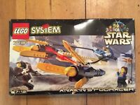 Collectible Official LEGO Star Wars: Anakin's Podracer Set 7131