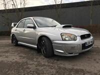 Subaru Impreza WRX 2.0 Turbo. (PPP)