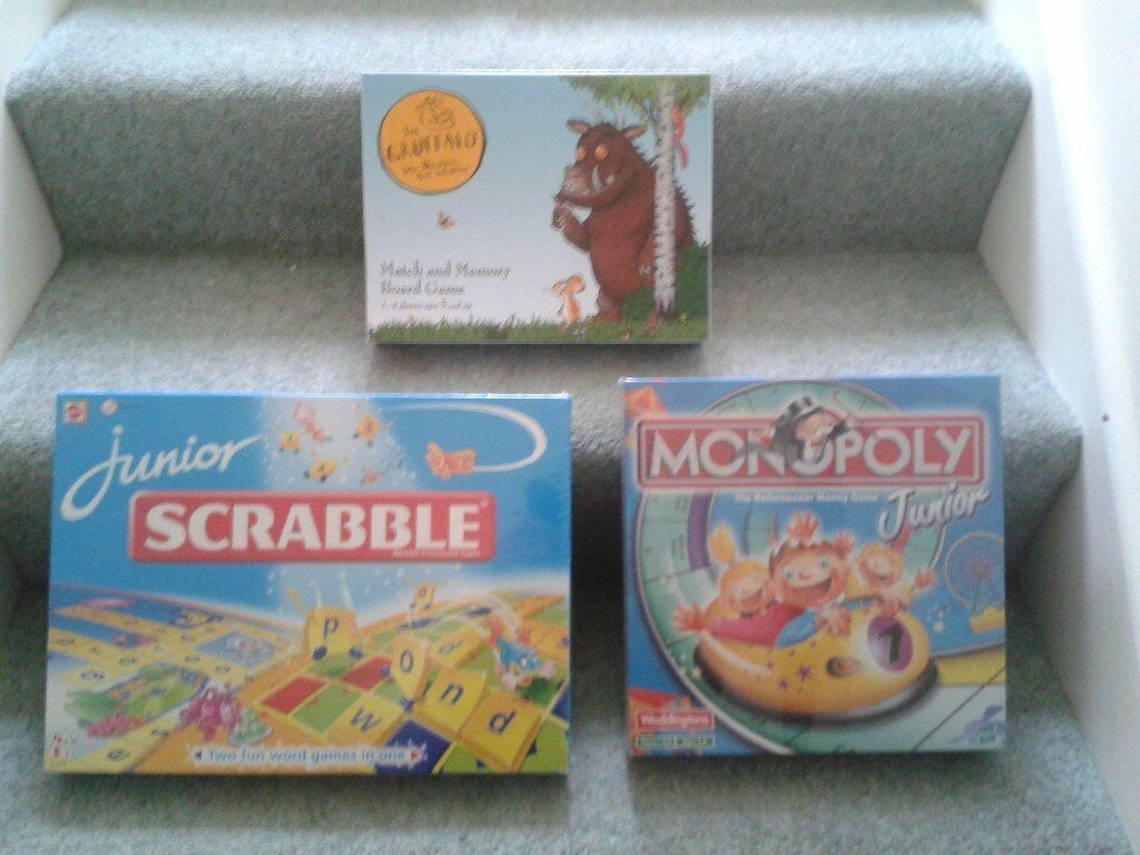 Games from 5+