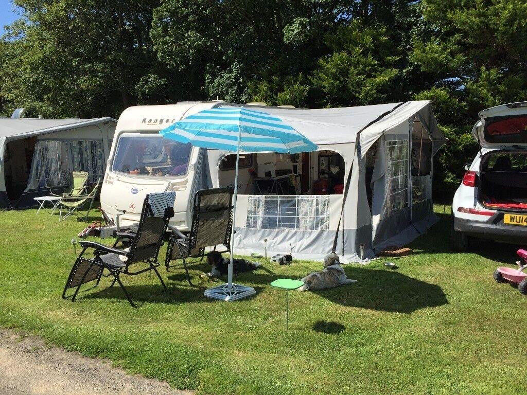 Caravan awning, Trio Sport, size I, 945-980 | in Ammanford ...