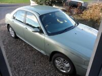 ROVER 75 CLUB SE GOOD CONDITION MOTED
