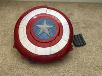Captain America Shield Gun