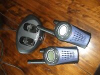 COBRA WALKIE TALKIES