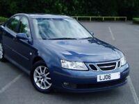 2006 Saab 9-3 Sport 1.9Tid. Cambelt Changed. Extensive Service History. Mot Nov. 6 Speed Manual.