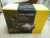 Swiss Party Grill - Raclette