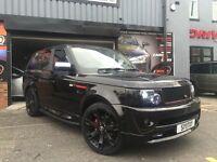 2012 Land Rover Range Rover Sport 2.7 TD V6 HSE 5dr BLACK EDITION AUTOBIOGRAPHY