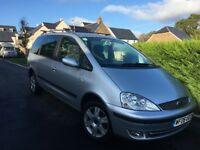 Ford Galaxy Ghia people carrier car 7 seater great family car