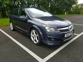 VAUXHALL ASTRA SRi (Exterior pack)1.9 CDTi 150 bhp 3 monts warranty