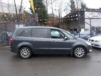 Ford Galaxy 2.0 TDCi Ghia 5dr FANTASTIC CONDITION INSIDE OUT 08/08