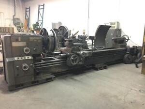 Potisje PA 45 Heavy Duty Engine Lathe