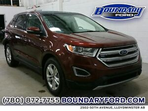 2015 Ford Edge 4dr SEL AWD W/ LEATHER, NAVIGATION, SUNROOF