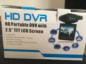 "NEW - HD DVR 2.5"" TFT LCD Screen Dashcam"