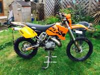 Ktm 200 exc 2003