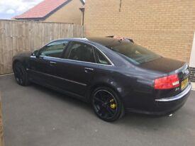 Audi a8 3.0tdi quatrro