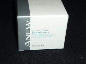 Avon Anew Clinical Derma Full Cream Serum Lip Volumiser