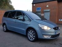 2009 FORD GALAXY 2.0 TDCI AUTO GHIA PANORAMIC ROOF VW TOURAN SHARAN SEAT ALHAMBRA VAUXHALL ZAFIRA