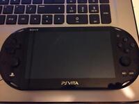 PS vita latest slim model.