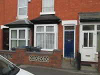 THREE BEDROOM HOUSE TO RENT * TENBY ROAD * MOSELEY * IDEAL FOR A FAMILY * REFURBISHED * CALL NOW