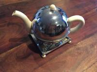 Pearl Cosypot - lovely 1950s vintage teapot
