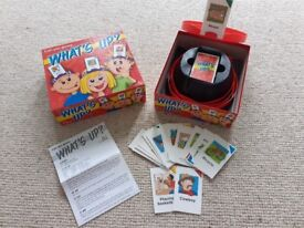 WHAT'S UP? GAME ~ AGE 5+ ~ 2-4 PLAYERS ~ EXCELLENT CONDITION ~ £3